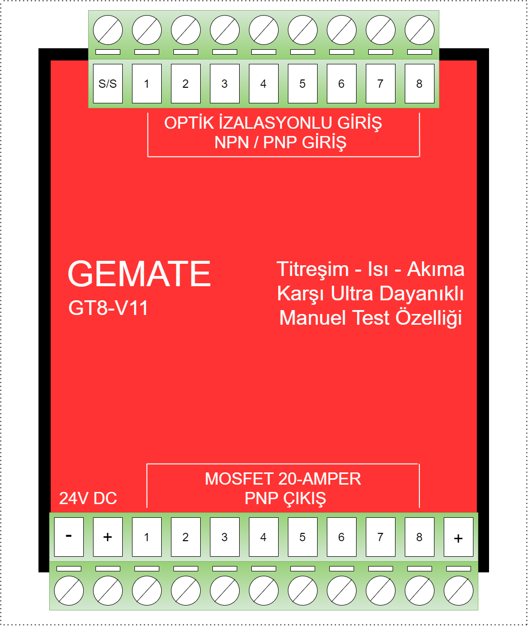 Transistör Kart